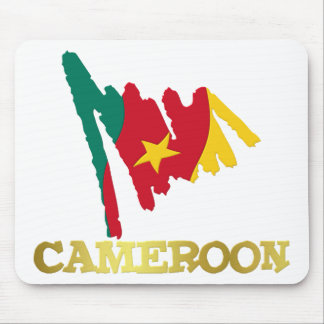 Cameroon Goodies 2 Mouse Pad