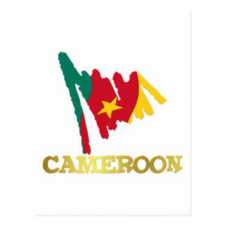 Cameroon Goodies 2 Postcard