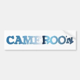 Cameroon Goodies 3 Bumper Sticker