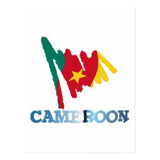 Cameroon Goodies 3 Postcard