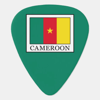 Cameroon Guitar Pick