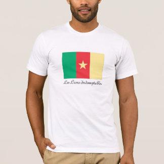 """Cameroon """"Les Lions Indomptables"""" T-Shirt"""