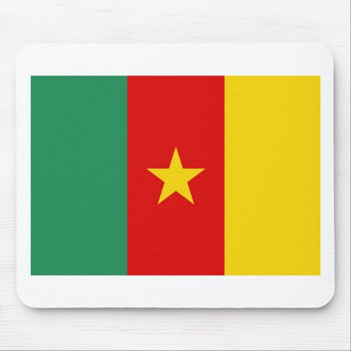 Cameroon Mouse Pad