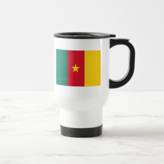 cameroon 15 oz stainless steel travel mug