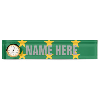 Cameroon Desk Name Plates