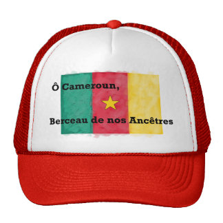 Cameroon - O Cameroon, Cradle of Our Forefathers Trucker Hat