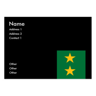 Cameroon Old Large Business Cards (Pack Of 100)