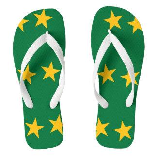 Cameroon Old Flip Flops