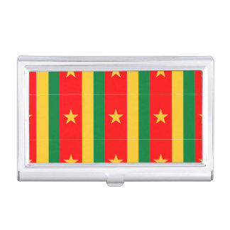 Cameroon Case For Business Cards