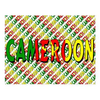 Cameroon Postcard