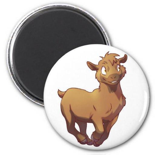 Cameroon Sheep 2 Fridge Magnets
