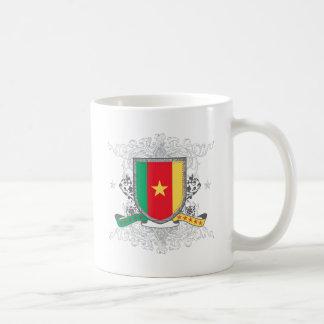 Cameroon Shield Coffee Mug