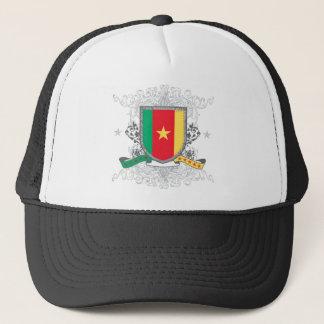 Cameroon Shield Trucker Hat