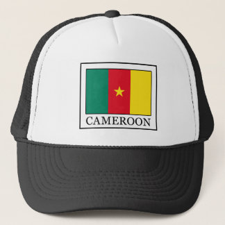 Cameroon Trucker Hat