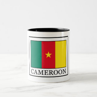 Cameroon Two-Tone Coffee Mug