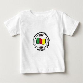 Cameroon vs The World Baby T-Shirt