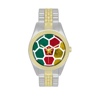 Cameroon World Cup Soccer (Football) Watch