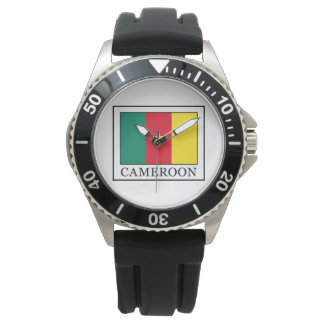 Cameroon Wrist Watch