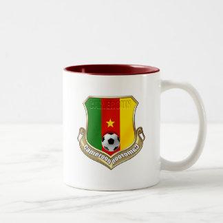 Cameroun Badge emblem sheild gifts Coffee Mug