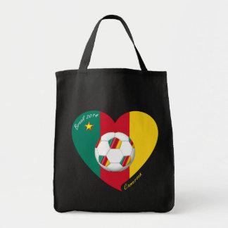 CAMEROUN FOOTBALL Team Soccer Fútbol de Camerún Bolsas