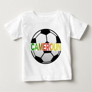 Cameroun Les  Lions Indomptables Ball Baby T-Shirt
