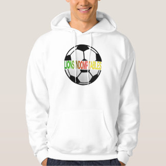 Cameroun Les  Lions Indomptables Ball Hoodie