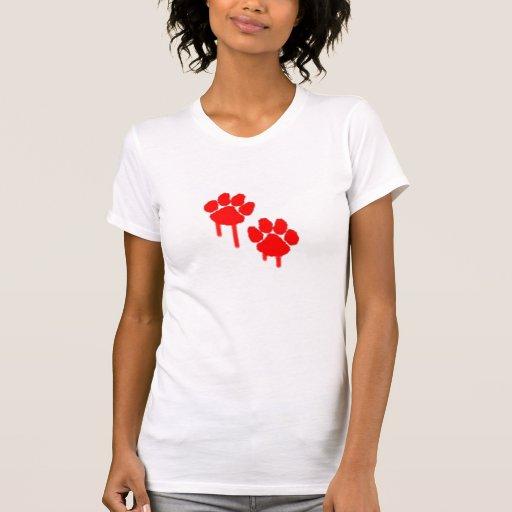 Cami - Femme felinos fatales Camisetas