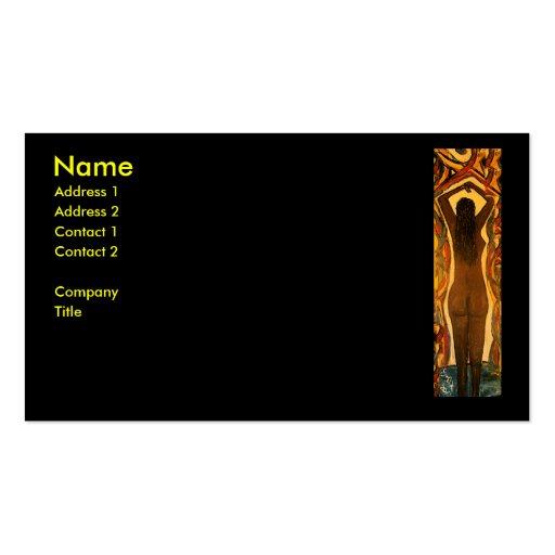 CAMI NEXT DOOR BUSINESS CARD TEMPLATE