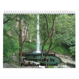 Camiguin Island Calendar