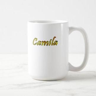 Camila Classic White Mug