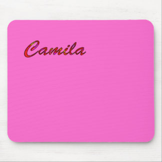 Camila mouse pad