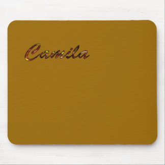 Camila mouse pads