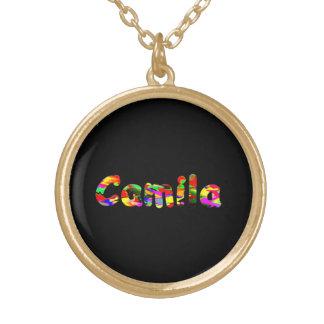 Camila necklaces