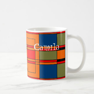 Camila's coffee mug