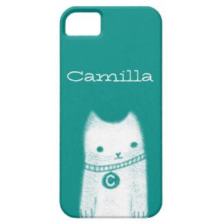 Camilla Cat iPhone SE/5/5s Case
