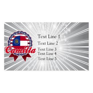 Camilla, GA Business Card