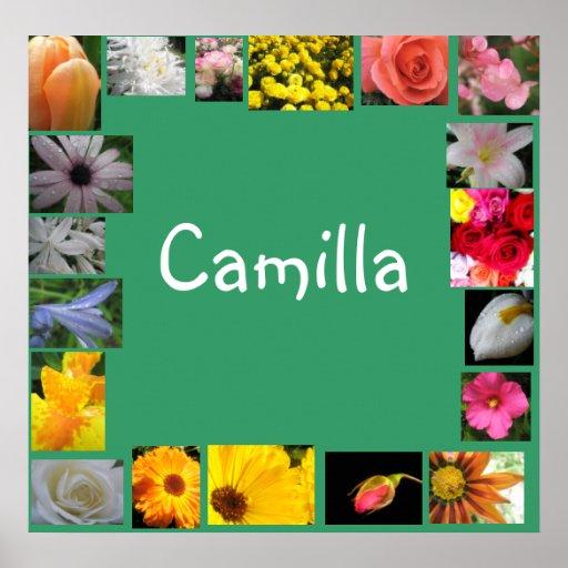 Camilla Print