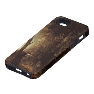 Camille Corot- Dante and Virgil iPhone 5 Case