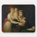 Camille Desmoulins  his wife Lucile  and their Mouse Pad