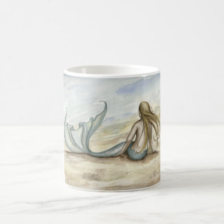 Camille Grimshaw Seaside Mermaid Mug
