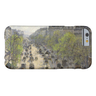 Camille Pissarro - Boulevard Montmartre, Spring Barely There iPhone 6 Case