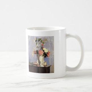 Camille Pissarro- Bouquet of Flowers Coffee Mug
