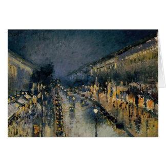 Camille Pissarro Card