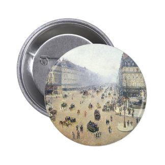 Camille Pissarro Fine Art Gifts and Tees Pins
