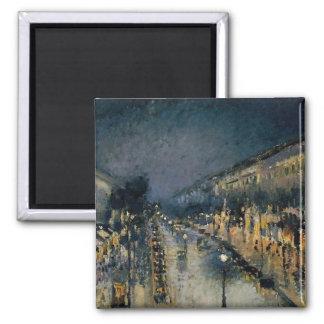 Camille Pissarro Fine Art Impressionist cards, Gif Magnet