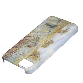 Camille Pissarro- Hoarfrost iPhone 5C Cover
