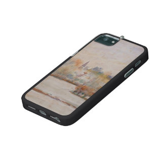 Camille Pissarro- Hoarfrost Case For iPhone 5/5S