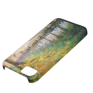 Camille Pissarro- Hyde Park, London iPhone 5C Covers