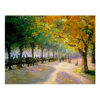 Camille Pissarro- Hyde Park London Post Cards