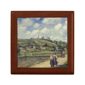 Camille Pissarro - Landscape near Pontoise Gift Box